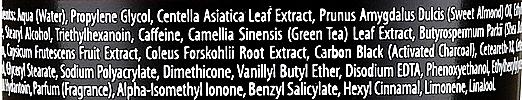 Skoncentrowane termoaktywne serum antycellulitowe Węgiel + chili - Bielenda Slim Cellu Corrector — фото N3