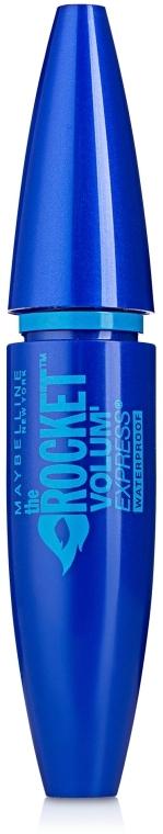 Tusz do rzęs - Maybelline Volum Express The Rocket Waterproof