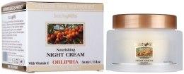 Kup Krem odżywczy z rokitnikiem i witaminą E na noc - Aroma Beauty Life Night Cream Oblipiha