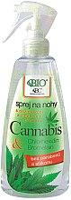 Kup Spray do stóp z ekstraktem z konopi - Bione Cosmetics Cannabis Chlorhexidin & Bromelain Foot Spray