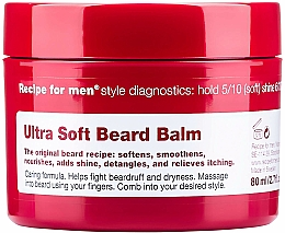 Kup Delikatny balsam do brody - Recipe for Men Ultra Soft Beard Balm
