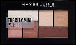Kup Paletka cieni do powiek - Maybelline New York The City Kits Mini