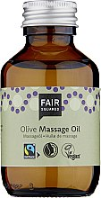 Kup Arganowa oliwka do masażu ciała - Fair Squared Olive Massage Oil
