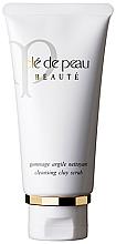 Kup Oczyszczający peeling z glinką do twarzy - Cle De Peau Beaute Cleansing Clay Scrub