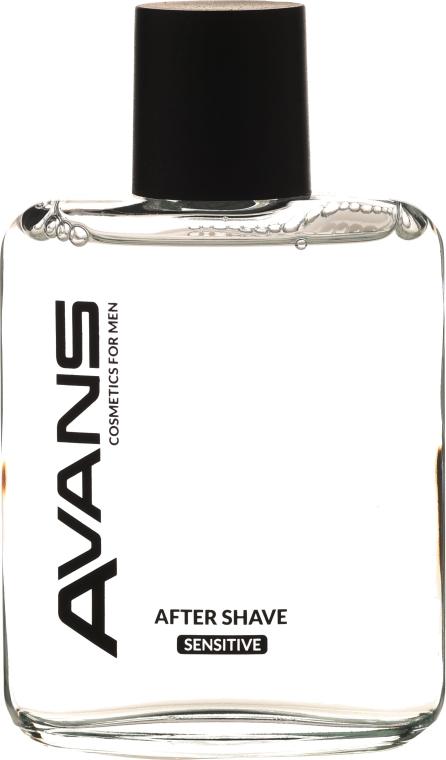 Woda po goleniu - Avans Sensitive — фото N3
