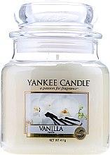 Kup Świeca zapachowa w słoiku - Yankee Candle Vanilla