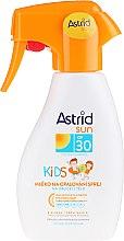 Kup Mleczko przeciwsłoneczne w sprayu dla dzieci SPF 30 - Astrid Sun Kids Milk Spray