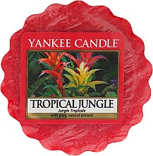 Kup Wosk zapachowy - Yankee Candle Tropical Jungle Tart Wax Melt