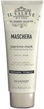 Maska do włosów suchych i zniszczonych - Alfaparf IL Salone Milano Maschera Supreme Mask — фото N1