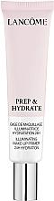Kup Rozświetlająca baza nawilżająca pod makijaż - Lancome Prep & Hydrate Illuminating Make Up Primer