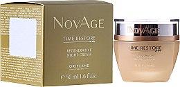 Kup Odmładzający krem do twarzy na noc - Oriflame NovAge Time Restore Regenerative Night Cream