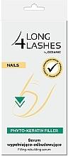 Kup Serum wypełniająco-odbudowujące do paznokci - Long4Lashes Nails Phyto Keratin