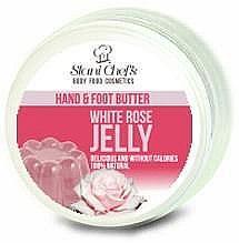 Kup Masło do rąk i stóp Galaretka z białej róży - Stani Chef's White Rose Jelly Hand & Foot Butter