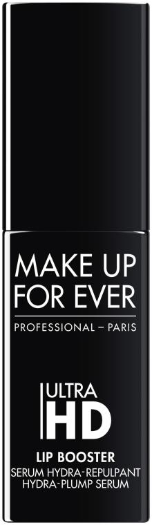 Błyszczyk dodający ustom objętości - Make Up For Ever Ultra HD Lip Booster — фото N1