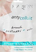 Kup Zimne bandaże na ciało - Marion Antycellulit