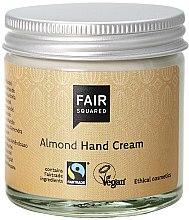 Kup Organiczny krem do rąk z olejem z migdałów - Fair Squared Almond Hand Cream
