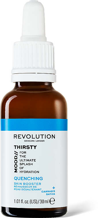 Serum w witaminą C - Revolution Skincare Mood Thirsty Quenching Skin Booster — фото N1