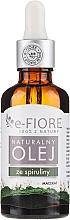 Kup Naturalny olej ze spiruliny - E-Fiore