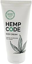 Kup Odżywczy krem do ciała z olejem konopnym - Good Mood Hemp Code Body Cream