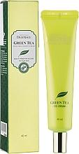Kup Nawilżający krem pod oczy z zieloną herbatą - Deoproce Premium Greentea Total Solution Eye Cream