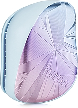 Kup Szczotka kompaktowa do włosów - Tangle Teezer Compact Styler Smashed Holo Blue