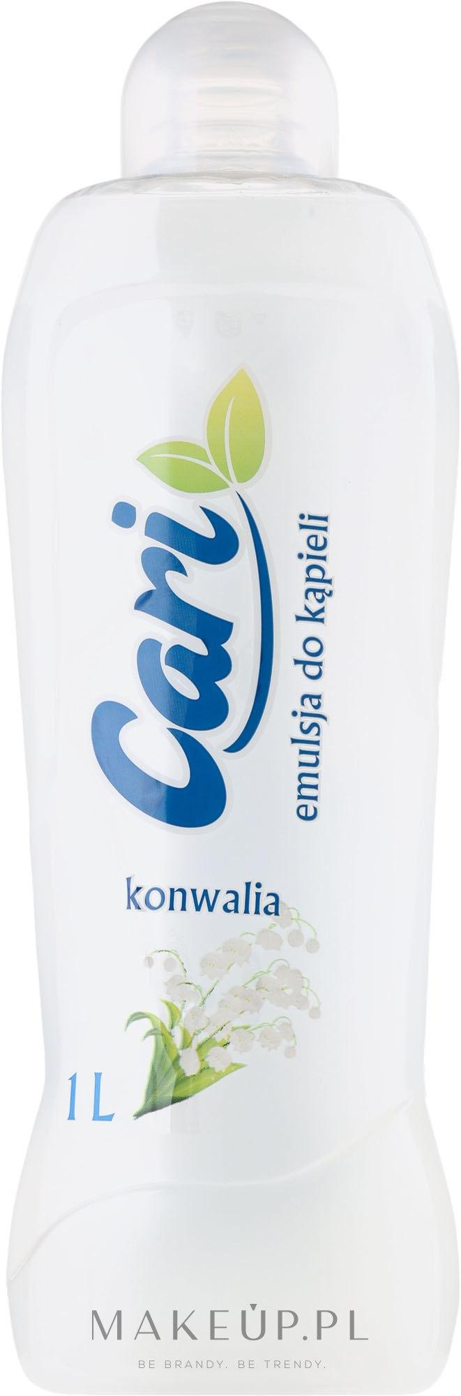 Emulsja do kąpieli Konwalia - Cari Bath Emulsion — фото 1000 ml