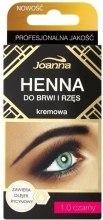 Kup Kremowa henna do brwi i rzęs - Joanna