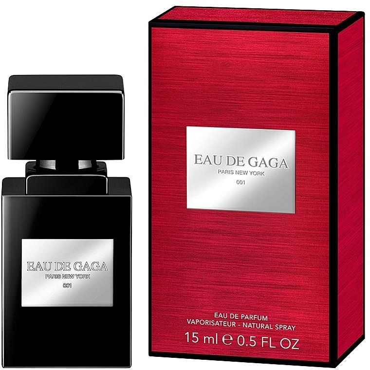 Lady Gaga Eau de Gaga 001 - Woda perfumowana