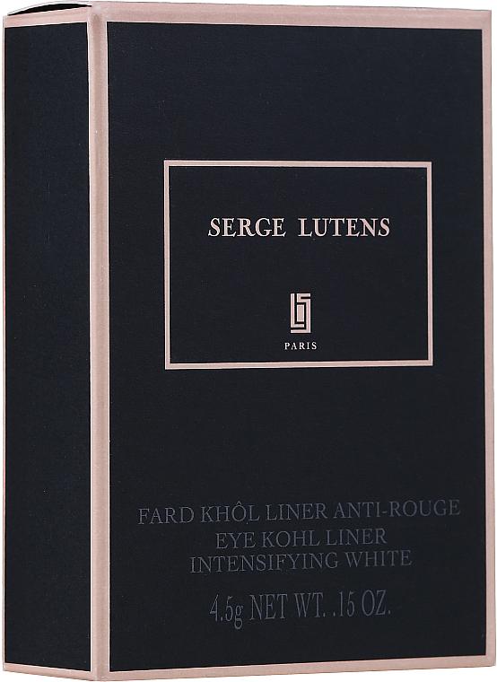 PRZECENA! Eyeliner do oczu - Serge Lutens Fard Khol Eyeliner * — фото N2