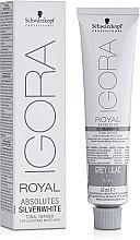Kup Farba do włosów - Schwarzkopf Professional Igora Royal Absolutes Silver White
