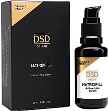 Kup Serum przeciwzmarszczkowe do twarzy - Simone DSD De Luxe Matrixfill Anti-wrinkle Serum