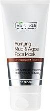 Kup Oczyszczająca maseczka błotno-algowa do twarzy - Bielenda Professional Face Program