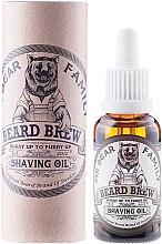 Kup Olejek do golenia przeciw podrażnieniom dla mężczyzn - Mr. Bear Family Shaving Oil