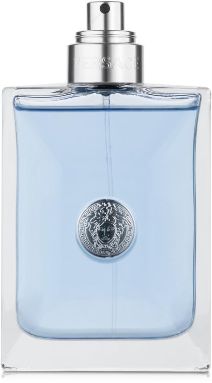 Versace Pour Homme - Woda toaletowa (tester bez nakrętki)
