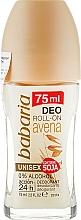 Kup Dezodorant w kulce z wyciągiem z owsa - Babaria Oat Extract Avena Roll On Deodorant