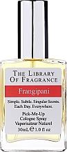 Kup Demeter Fragrance The Library of Fragrance Frangipani Pick-Me-Up Cologne Spray - Woda kolońska