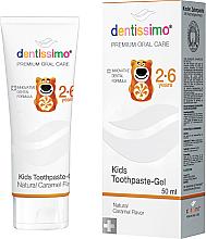 Kup Pasta do zębów dla dzieci - Dentissimo Kids Toothpaste Caramel