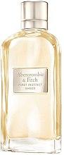Kup Abercrombie & Fitch First Instinct Sheer - Woda perfumowana (tester bez nakrętki)