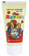 Kup Pasta do zębów dla dzieci Truskawka i mięta - Mattes Rabbit Children Toothpaste
