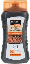 Kup Szampon i żel pod prysznic 2 w 1 - Cool Men Ultraenergy + Sport Gel-Shampoo