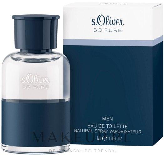 s.oliver so pure men