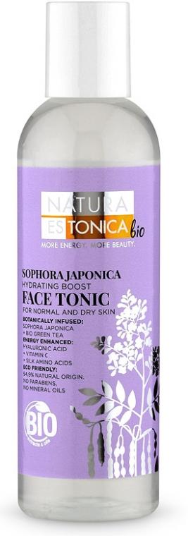 Tonik do twarzy Perełkowiec japoński - Natura Estonica Bio Sophora Japonica Face Tonic