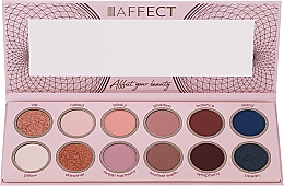 Kup Paleta cieni do powiek - Affect Cosmetics Sweet Harmony