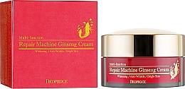 Kup Krem do twarzy z żeń-szeniem - Deoproce Repair Machine Ginseng Cream
