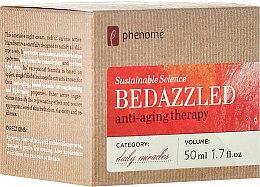 Kup Przeciwstarzeniowy krem do twarzy na noc - Phenomé Sustainable Science Bedazzled Anti-Aging Therapy