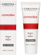 Kup Regenerujące serum do twarzy - Christina Comodex Renew & Repair Night Treatment
