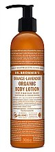 Kup Balsam do rąk i ciała Pomarańcza i lawenda - Dr. Bronner's Orange Lavender Organic Hand & Body Lotion