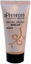 Kup Naturalny podkład w kremie - Benecos Natural Creamy Foundation Make-Up