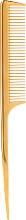 Kup Profesjonalny złoty grzebień - Balmain Paris Hair Couture Golden Tail Comb