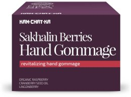 Kup Peeling gommage do rąk - Natura Siberica Fresh Spa Kam-Chat-Ka Sakhalin Berries Hand Gommage